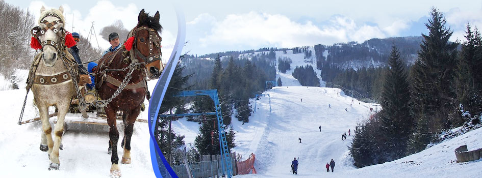 Podobovets photos. Ski resorts of Ukraine