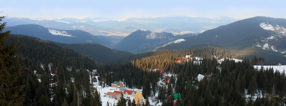 Ski resort Dragobrat