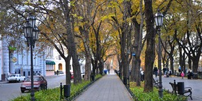 3D panoramas and virtual tours of Odessa and Odessa region attractions
